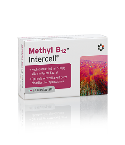 Witamina Methyl B12 - Intercell®